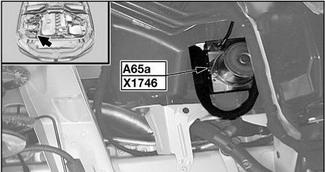 BMW Height-level calibration EHC E39/E53/E65/E61