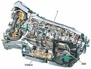 7-speed automatic trans
