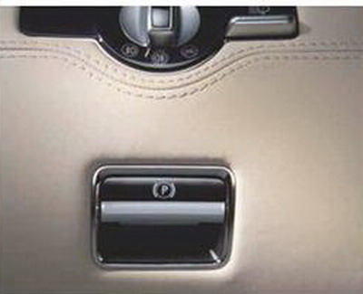 mercedes c class foot operated parking brake. Black Bedroom Furniture Sets. Home Design Ideas